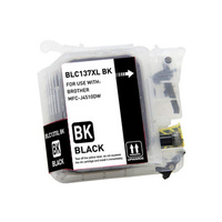 Brother LC137XL Black Compatible Inkjet Cartridge - 5 Stars