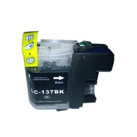 Brother LC137XL Black Compatible Inkjet Cartridge