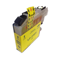 Brother LC235XL Yellow Premium Compatible Inkjet Cartridge