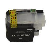 Brother LC-23E Black Compatible Inkjet Cartridge