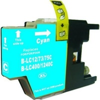 Brother LC73XL Cyan Compatible Ink Cartridge