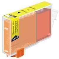 Canon CLI-521 Yellow Compatible Inkjet Cartridge