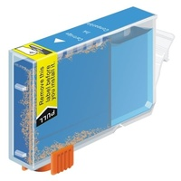 PGI-9 Cyan Compatible Inkjet Cartridge - pgi-9c