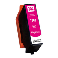 Epson 302 XL Magenta Compatible Inkjet Cartridge