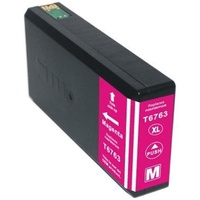 Epson 676XL (T6763) Magenta Compatible Inkjet Cartridge