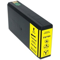 Epson 676XL (T6764) Yellow Compatible Inkjet Cartridge