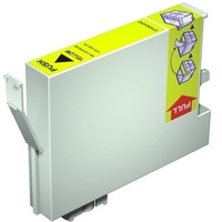 Epson T0474 Yellow Compatible Inkjet Cartridge