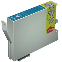 Epson T0632 Cyan Compatible Inkjet Cartridge