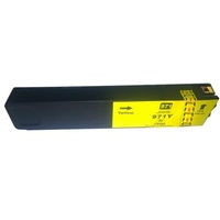971YXL Pigment Yellow Premium Generic Inkjet Cartridge