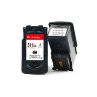 CL-511 Colour Remanufactured Inkjet Cartridge with new chip