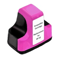 #02 Magenta High Capacity Remanufactured Inkjet Cartridge