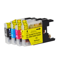 Brother LC73XL Compatible Inkjet Cartridge Set 4 Ink Cartridges