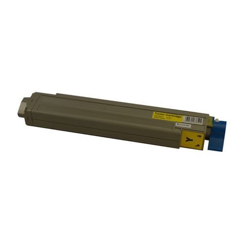 OKI C910 Yellow Premium Generic Toner Cartridge